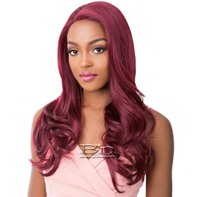 It's A Wig Synthetic Hair Wet N Wavy Lace Front Wig - SIMPLY LACE INGRID