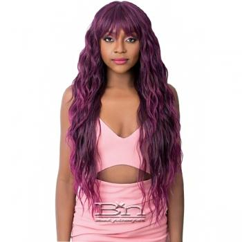 It's a wig Synthetic Wig - ANGELICA