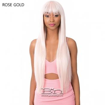 It's a wig Synthetic Wig - CASIO