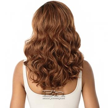 Outre Synthetic Half Wig Quick Weave - CARLY