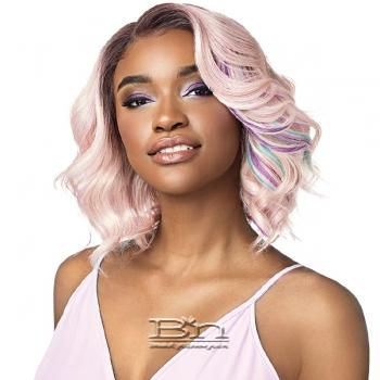 Sensationnel Shear Muse Synthetic Hair Empress Lace Front Wig - NAKIDA