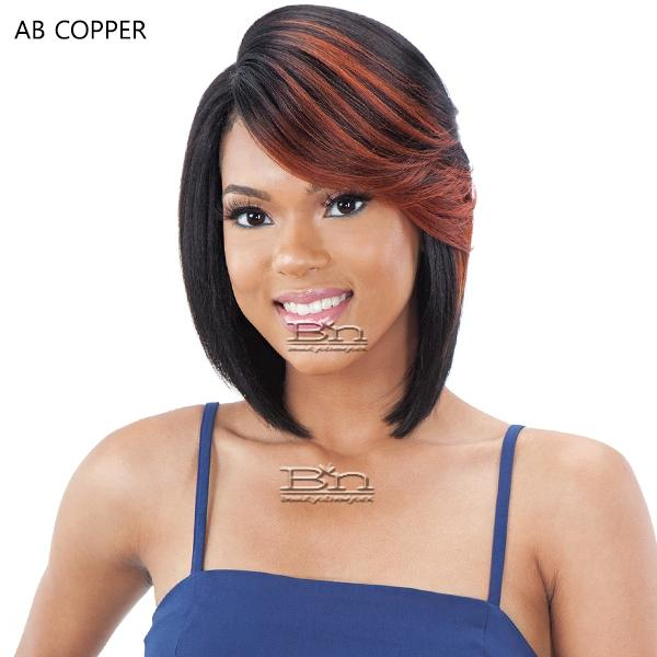 Mayde Beauty Synthetic Invisible 5 inch Lace Part Wig - NORAH