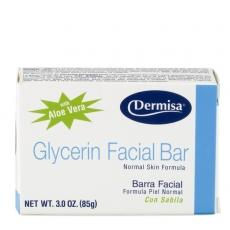 Dermisa Glycerin Facial Bar 3oz