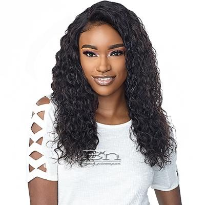 Sensationnel 100% Virgin Human Hair 10A 360 Lace Wig - DEEP CURLY 22