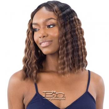 Freetress Equal Lace Lace Synthetic Hair Lace Front Wig Deep Waver 001 Beautyofnewyork Com