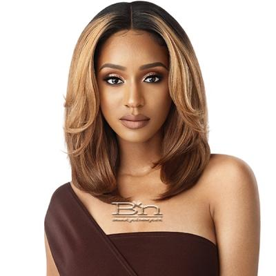 Outre Synthetic Lace Front Wig - NEESHA 201