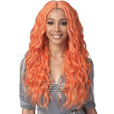 Bobbi Boss Synthetic Hair 4.5 inch Deep Part Lace Front Wig - MLF397 NAIJA