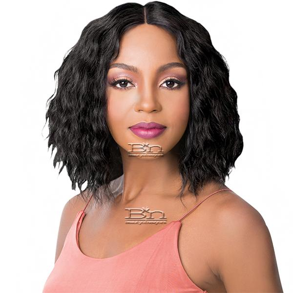 It's A Human Hair Lace Front Wig - HH S LACE TIANA