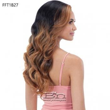 Model Model Synthetic Edges On Point Lace Front Wig - EOP 704