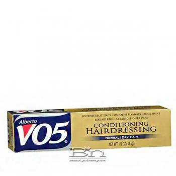 Alberto VO5 Conditioning Hairdressing for Normal/Dry Hair 1.5oz