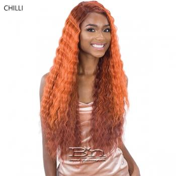 Freetress Equal Lace & Lace Synthetic Hair Lace Front Wig - DEEP WAVER 002