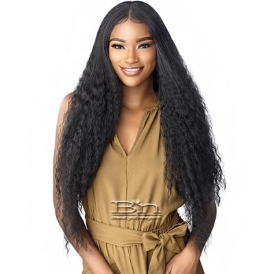 Sensationnel Synthetic Cloud 9 Swiss Lace What Lace 360 13x4 Frontal Lace Wig - TASIA SLEEK PONYTAIL
