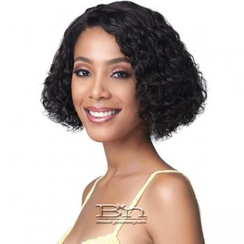 Bobbi Boss 100% Human Hair Lace Front Wig - MHLF421 WATER CURL 10