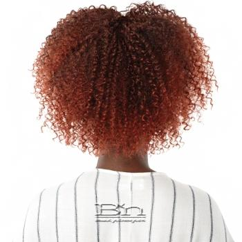 Outre Synthetic Big Beautiful Hair Drawstring Ponytail -  4A  KINKY KOILS 14