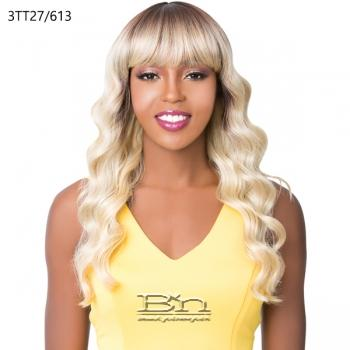 It's a wig Synthetic Wig - Q MORY