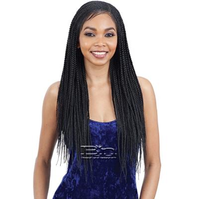 Model Model Synthetic Hair Braided 11x5 Lace Wig - LEMONADE BRAIDS