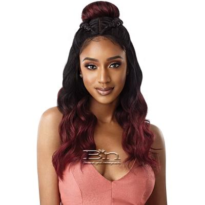 Outre Synthetic Swiss X Lace Front Wig - TAVIA LOOSE WAVE