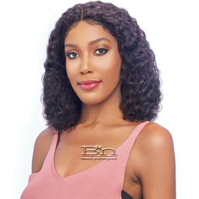 Vanessa 100% Brazilian Human Hair Wet & Wavy Lace Front Wig - TMH GINI