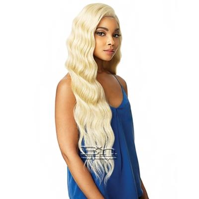 Sensationnel Synthetic Cloud 9 Swiss Lace What Lace 13x6 Frontal Lace Wig - LYANA