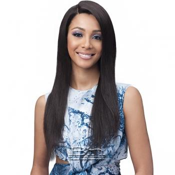 Bobbi Boss 100% Virgin Remy Human Hair Whole Lace Wig - BNGLWST24 STRAIGHT 24