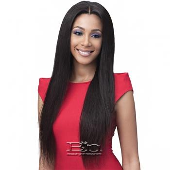 Bobbi Boss 100% Virgin Remy Human Hair Whole Lace Wig - BNGLWST28 STRAIGHT 28