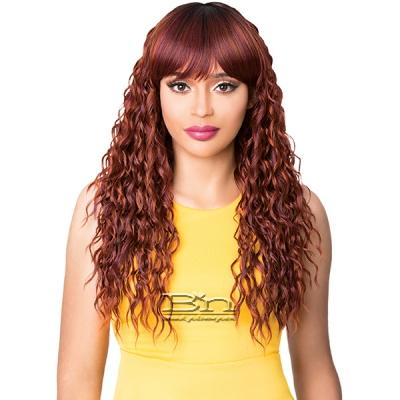 It's a wig Synthetic Wig - Q ARIEL