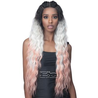 Bobbi Boss Synthetic Hair Unique Part Lace Front Wig - MLF375 SYDNEY