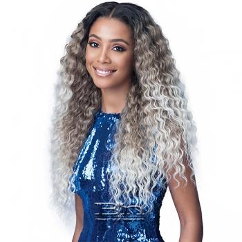 Bobbi Boss Synthetic Hair 360 13x4 Glueless Frontal Lace Wig - MLF412 CAMILLE