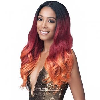 Bobbi Boss Synthetic Hair 360 13x4 Glueless Frontal Lace Wig - MLF413 TEAGAN