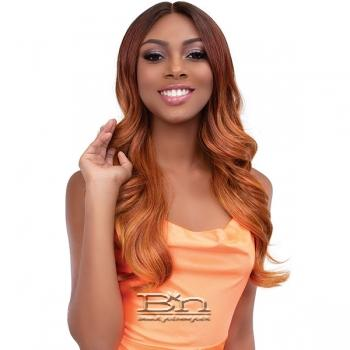 Janet Collection Synthetic Hair Color Me Lace Front Wig - GABY