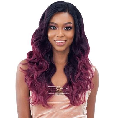 Organique Mastermix Weave - BODY WAVE  4PCS(14/16/18 + 4x4 lace closure)