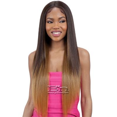 Mayde Beauty Synthetic Hair Axis Lace Front Wig - SLEEK STRAIGHT