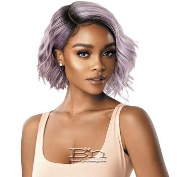 Outre Synthetic L-Part Swiss Lace Front Wig - DESIREE