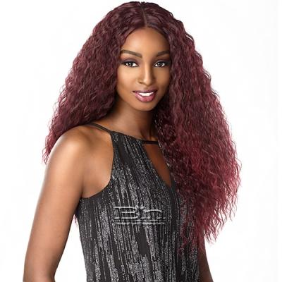 Sensationnel Synthetic Hair Empress Natural Deep Part Lace Front Wig - TAMAR