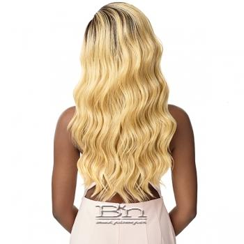 Outre Synthetic Half Wig Quick Weave - CECILY