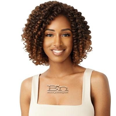 Outre Synthetic Half Wig Quick Weave - CHINDO