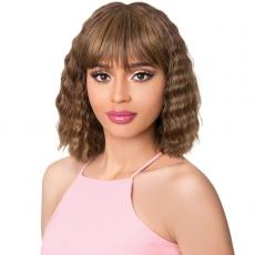 It's a Wig 100% Human Hair Wig - HH NATURAL BLUE
