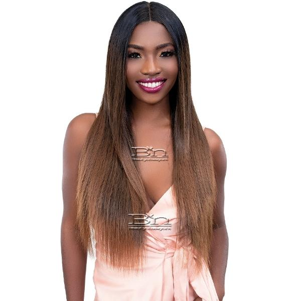 Janet Collection Synthetic Melt Extended Deep  HD Part Lace Wig - KARLY