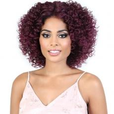 Motown Tress Synthetic Hair Deep Part Let's Lace Wig - LDP GINGER