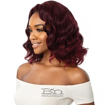 Outre Synthetic Half Wig Quick Weave - NATINA