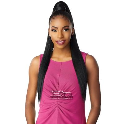 Sensationnel Synthetic Ponytail Instant Pony Wrap - STRAIGHT 30