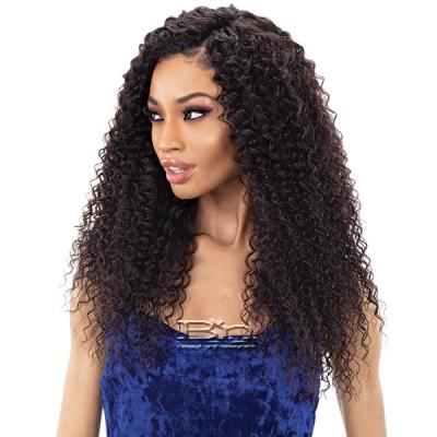 Shake N Go Ibiza 100% Natural Virgin Human Hair Weave - SPANISH CURL 24