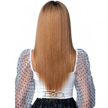 Bobbi Boss Synthetic Hair 5.5 inch Deep Part Lace Front Wig - MLF341 HELENE