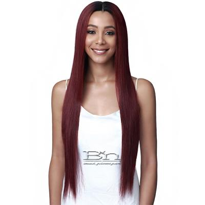Bobbi Boss Synthetic Hair 5.5 inch Deep Part Lace Front Wig - MLF342 FLORENSON