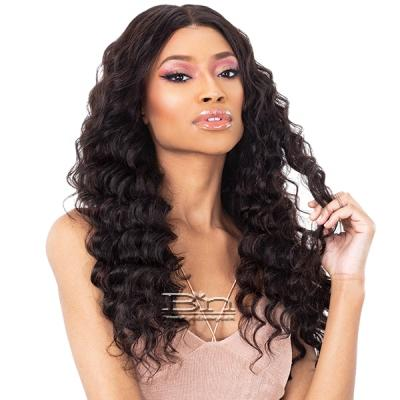 Shake N Go Ibiza 100% Natural Virgin Human Hair Weave - LOOSE DEEP 18
