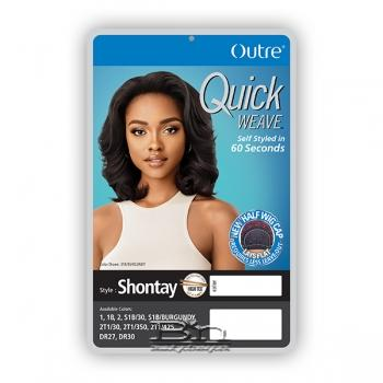 Outre Synthetic Half Wig Quick Weave - SHONTAY