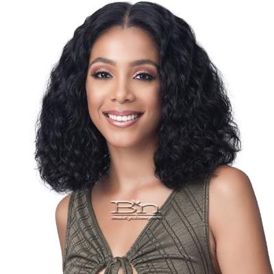 Bobbi Boss 100% Unprocessed Human Hair 13X5 Lace Frontal Wig - MHLF603 ANITA