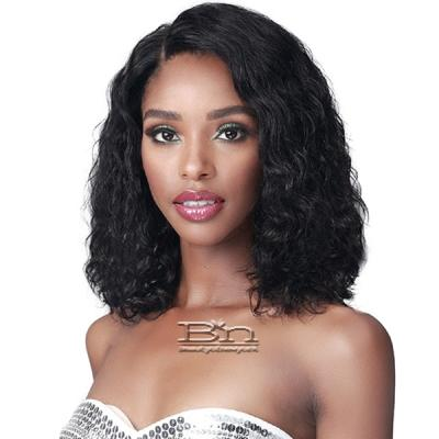 Bobbi Boss 100% Unprocessed Human Hair 13X6 Lace Frontal Wig - MHLF605 GEMMA