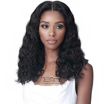 Bobbi Boss 100% Unprocessed Human Hair 13X6 Lace Frontal Wig - MHLF606 SELENA