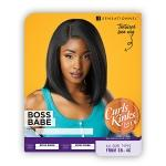 Sensationnel Curls Kinks & Co Synthetic Hair Empress Lace Front Wig - BOSS BABE (TOP BABE)